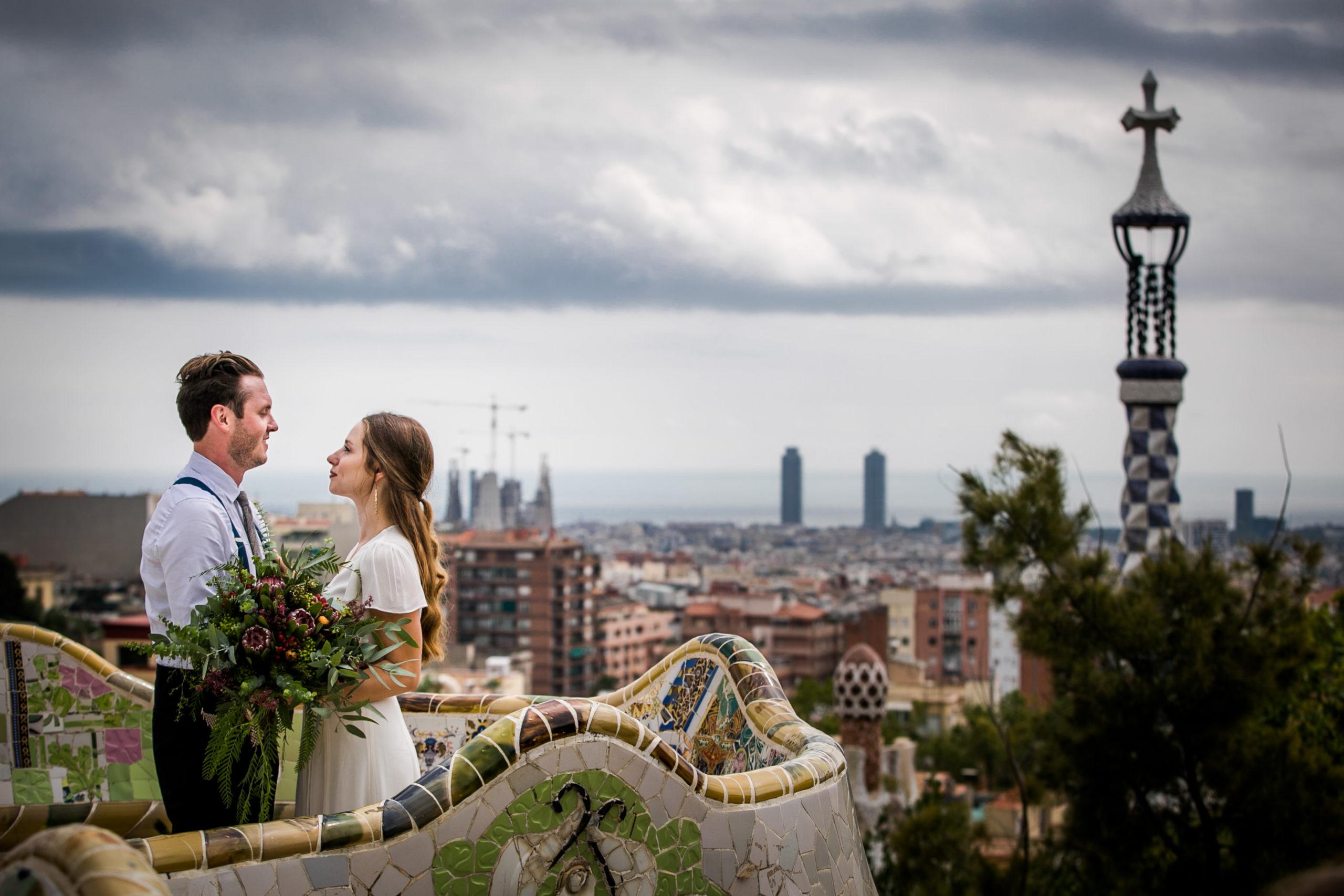 barcelona elopement