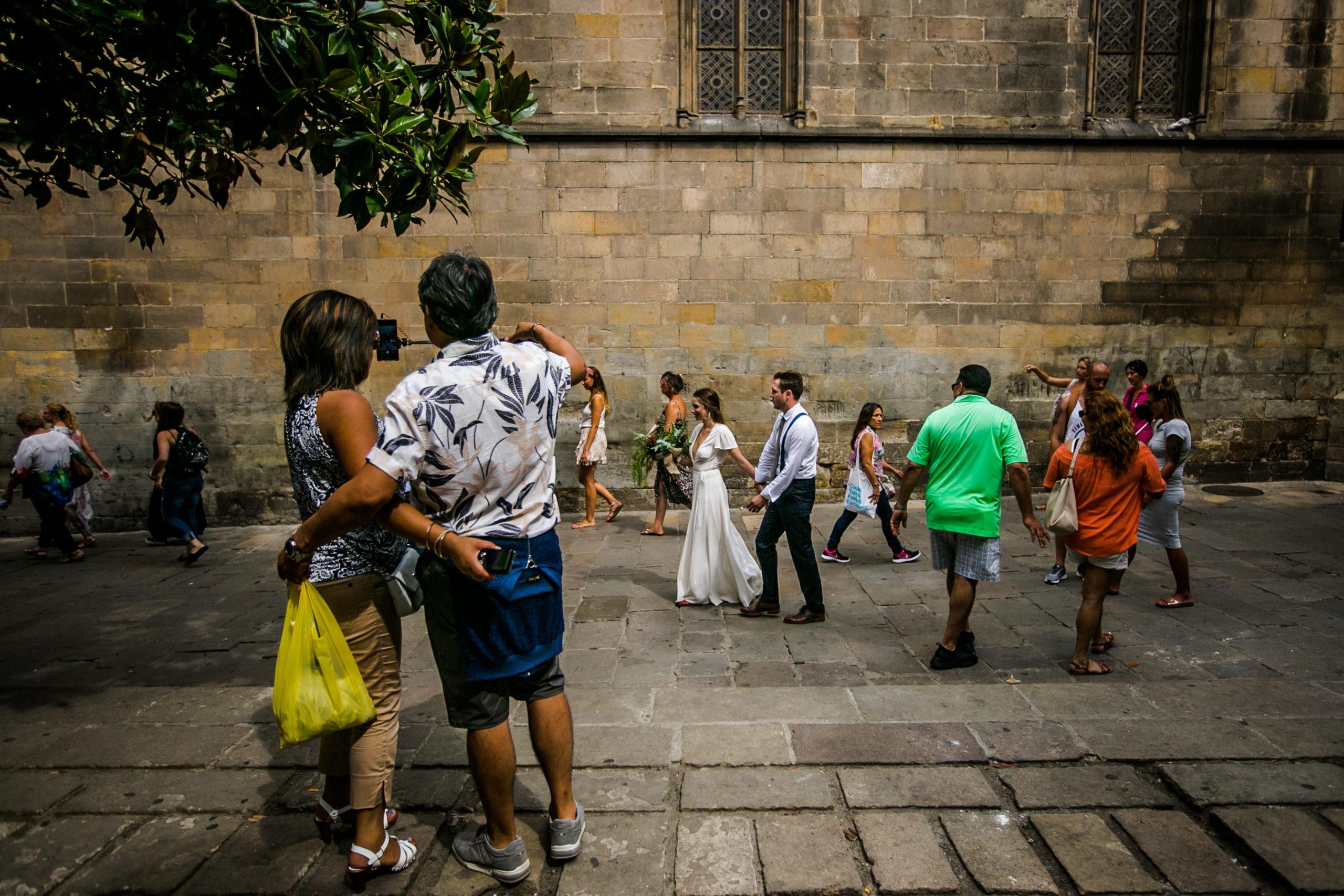 elope in barcelona