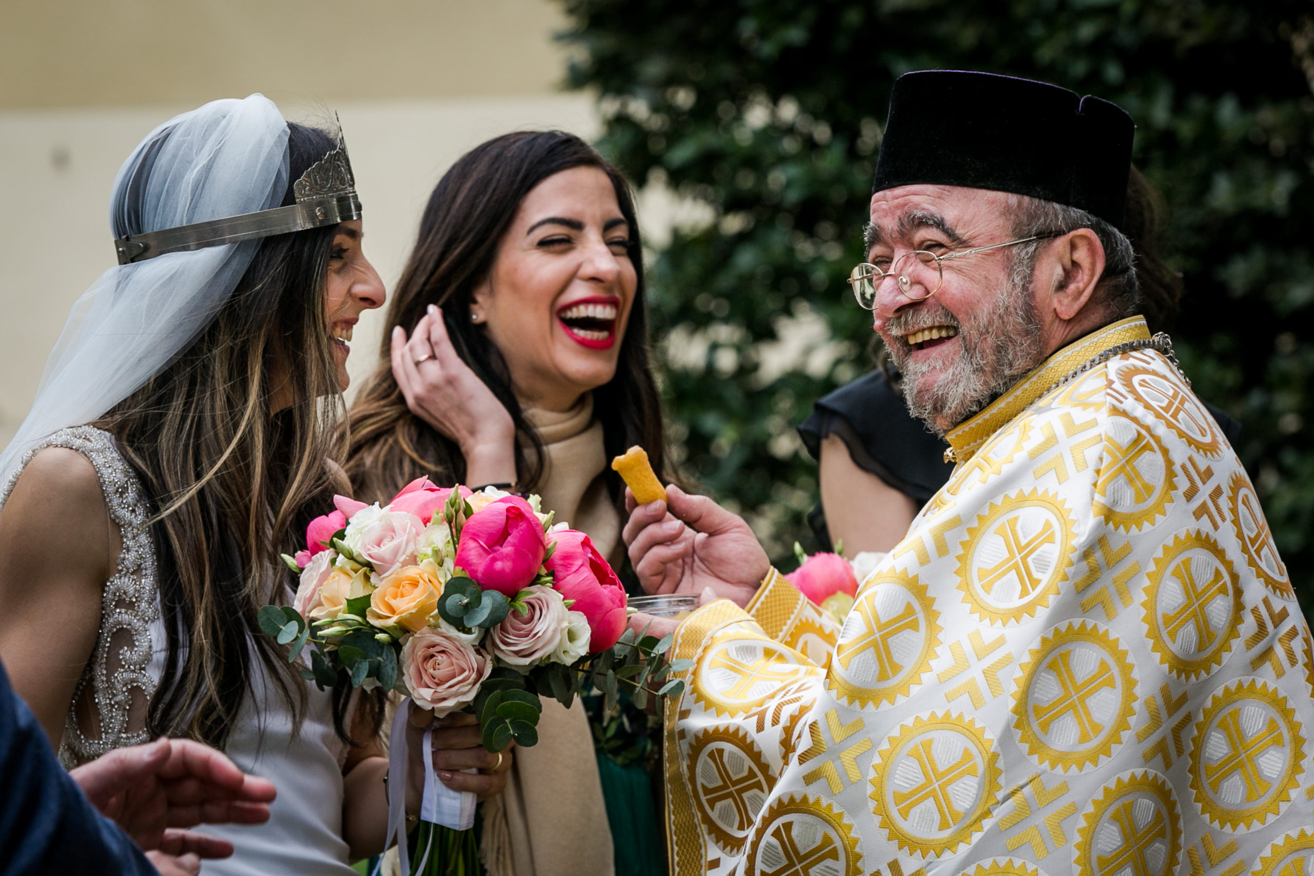 orthodox wedding